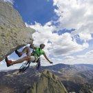 Extreme Sports Rock Climbing Print POSTER 32x24