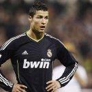 Cristiano Ronaldo Real Madrid Soccer Football Print Large POSTER 32x24