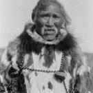Native American Indian Charlie Wood Kobuk PHOTO PRINT 32x24