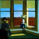 Edward Hopper Room In Brooklyn Fine Art Print 32x24