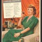 Vintage Royal Crown Cola Ad Art Print 32x24
