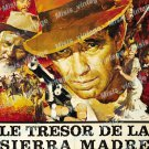 The Treasure Of The Sierra Madre 1952 Vintage Movie Poster Reprint 29