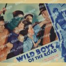 Wild Boys Of The Road 1933 Vintage Movie Poster Reprint