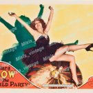The Wild Party 1929 Vintage Movie Poster Reprint 2