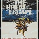 The Great Escape 1963 Vintage Movie Poster Reprint 5