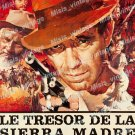 The Treasure Of The Sierra Madre 1965 Vintage Movie Poster Reprint 28