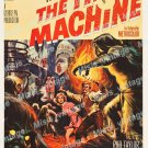 The Time Machine 1960 Vintage Movie Poster Reprint 8