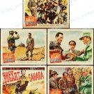 Sahara 1943 Vintage Movie Poster Reprint 5