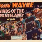 Winds Of The Wasteland 1936 Vintage Movie Poster Reprint