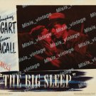 The Big Sleep 1946 Vintage Movie Poster Reprint 38