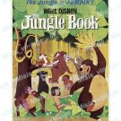 The Jungle Book 1967 Vintage Movie Poster Reprint