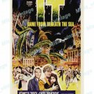 It Came From Beneath The Sea 1955 Vintage Movie Poster Reprint 2
