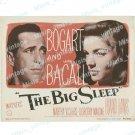 The Big Sleep 1946 Vintage Movie Poster Reprint 37