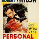 Personal Property 1937 Vintage Movie Poster Reprint 5