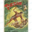 The New Adventures Of Tarzan 1935 Vintage Movie Poster Reprint