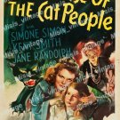 The Curse Of The Cat People 1944 Vintage Movie Poster Reprint 8