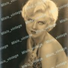 Jean Harlow By Edwin Bower Hesser 1928 29 Vintage Movie Poster Reprint 2