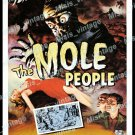 The Mole People 1956 Vintage Movie Poster Reprint 12