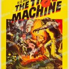The Time Machine 1960 Vintage Movie Poster Reprint 6