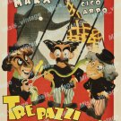 At The Circus 1948 Vintage Movie Poster Reprint 17
