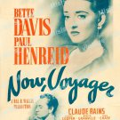 Now Voyager 1942 Vintage Movie Poster Reprint 5