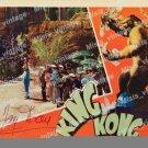 King Kong 1933 Vintage Movie Poster Reprint 80