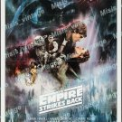 The Empire Strikes Back 1980 Vintage Movie Poster Reprint 12