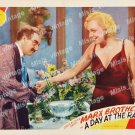 A Day At The Races 1937 Vintage Movie Poster Reprint 41