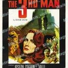 The Third Man 1949 Vintage Movie Poster Reprint 6