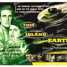 This Island Earth 1955 Vintage Movie Poster Reprint 39