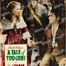 A Tale Of Two Cities 1935 Vintage Movie Poster Reprint
