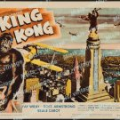 King Kong 1956 Vintage Movie Poster Reprint 79