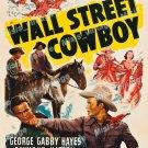 Wall Street Cowboy 1939 Vintage Movie Poster Reprint 3