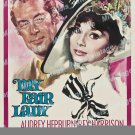 My Fair Lady 1964 Vintage Movie Poster Reprint 5