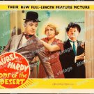 Sons Of The Desert 1933 Vintage Movie Poster Reprint 10
