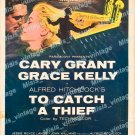 To Catch A Thief 1955 Vintage Movie Poster Reprint 34