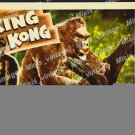 King Kong 1956 Vintage Movie Poster Reprint 77