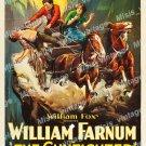 The Gunfighter 1923 Vintage Movie Poster Reprint 2