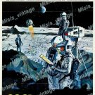A Space Odyssey 1968 Vintage Movie Poster Reprint 39