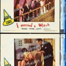 I Married A Witch 1942 Vintage Movie Poster Reprint 11
