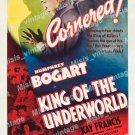 King Of The Underworld 1939 Vintage Movie Poster Reprint 8