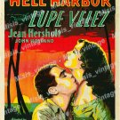 Hell Harbor 1930 Vintage Movie Poster Reprint