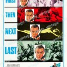 You Only Live Twice 1967 Vintage Movie Poster Reprint 41