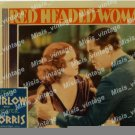 Red Headed Woman 1932 Vintage Movie Poster Reprint