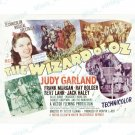 The Wizard Of Oz 1949 Vintage Movie Poster Reprint 72