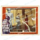 Day The Earth Stood Still 1951 Vintage Movie Poster Reprint 4