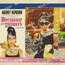 Breakfast At Tiffany S 1961 Vintage Movie Poster Reprint 32