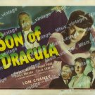 Son Of Dracula 1943 Vintage Movie Poster Reprint 14