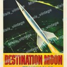 Destination Moon 1950 Vintage Movie Poster Reprint 4