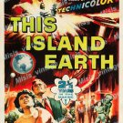 This Island Earth 1955 Vintage Movie Poster Reprint 38